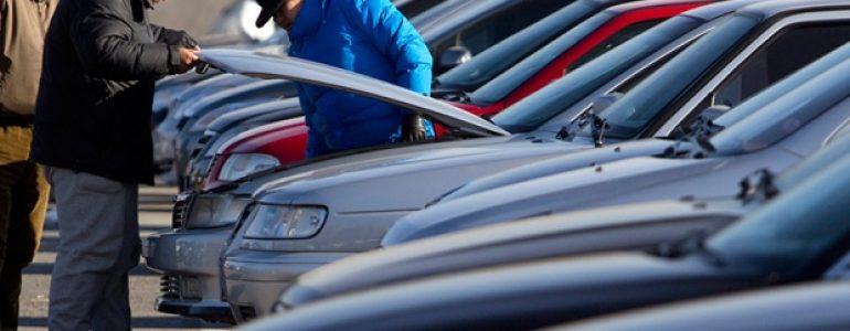 Cumpararea unei masini second-hand