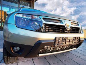 automobile Dacia